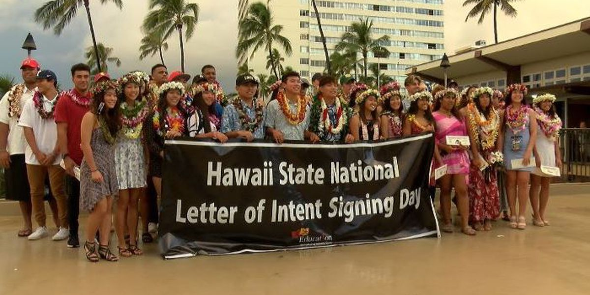 Nearly 50 local prep athletes ink National Letters of Intent