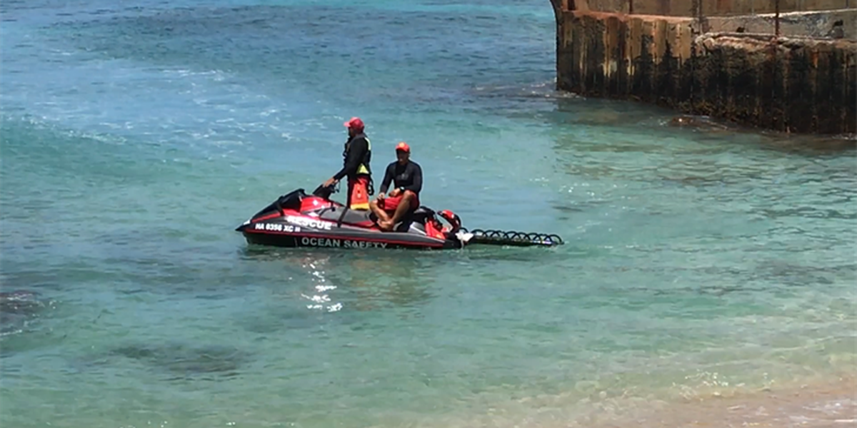 Delivery of new rescue craft means safer waters along Waianae Coast
