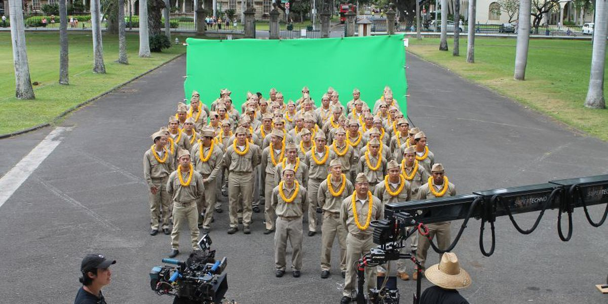 'Go For Broke' movie aims to tell stories through eyes of 442nd soldiers