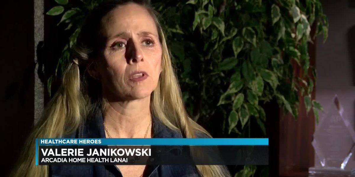 Healthcare Hero: Valerie Janikowski