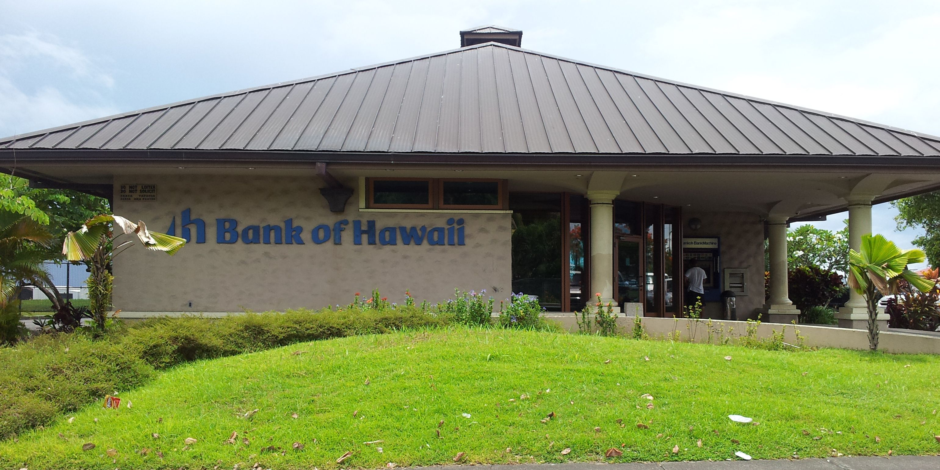 Bank of Hawaii to cease operations in American Samoa later this year