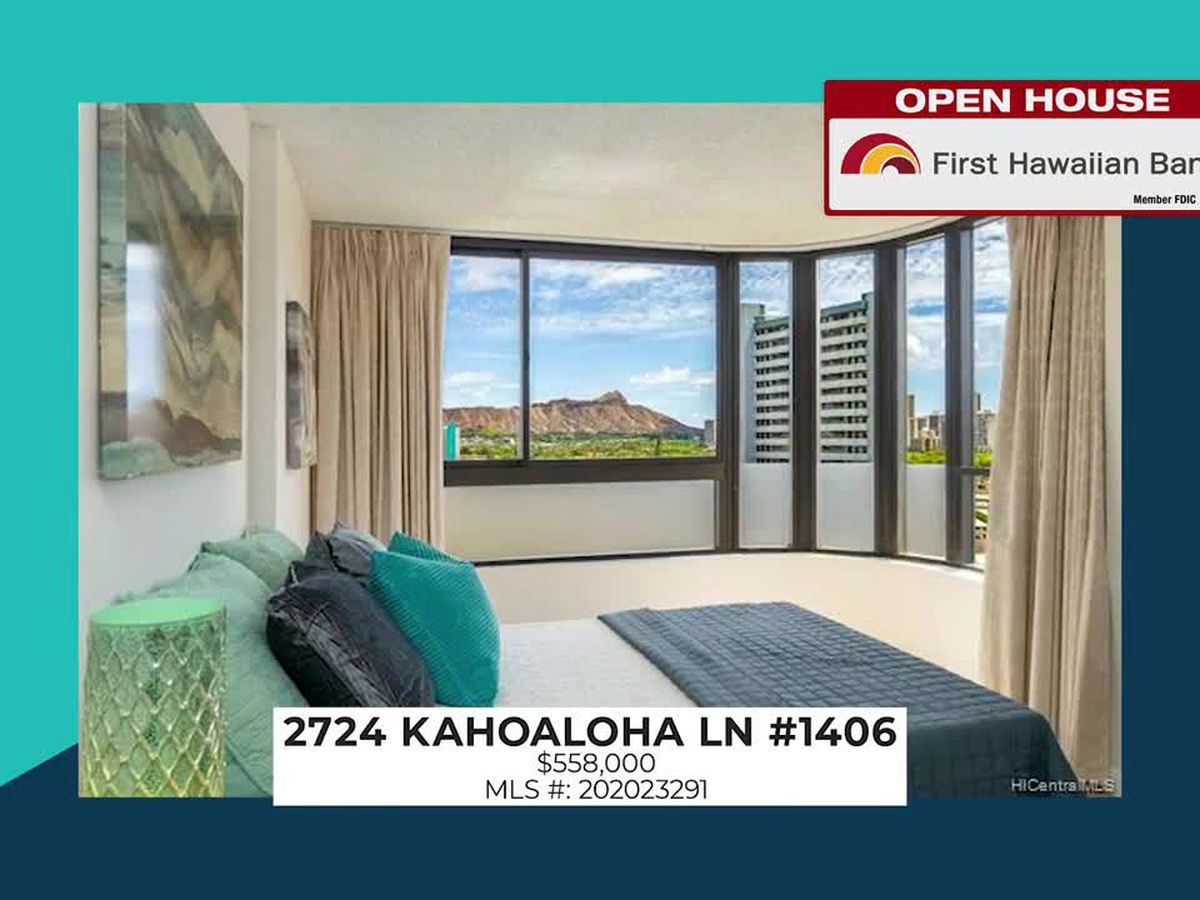 Open House: 2 BD, 2 BA Condo in Moiliili and Single-Family Home in Ewa Beach