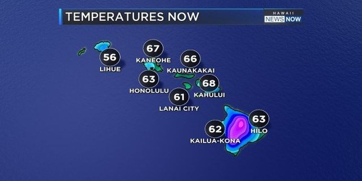 Forecast: Chilly temperatures come close to record lows across the state