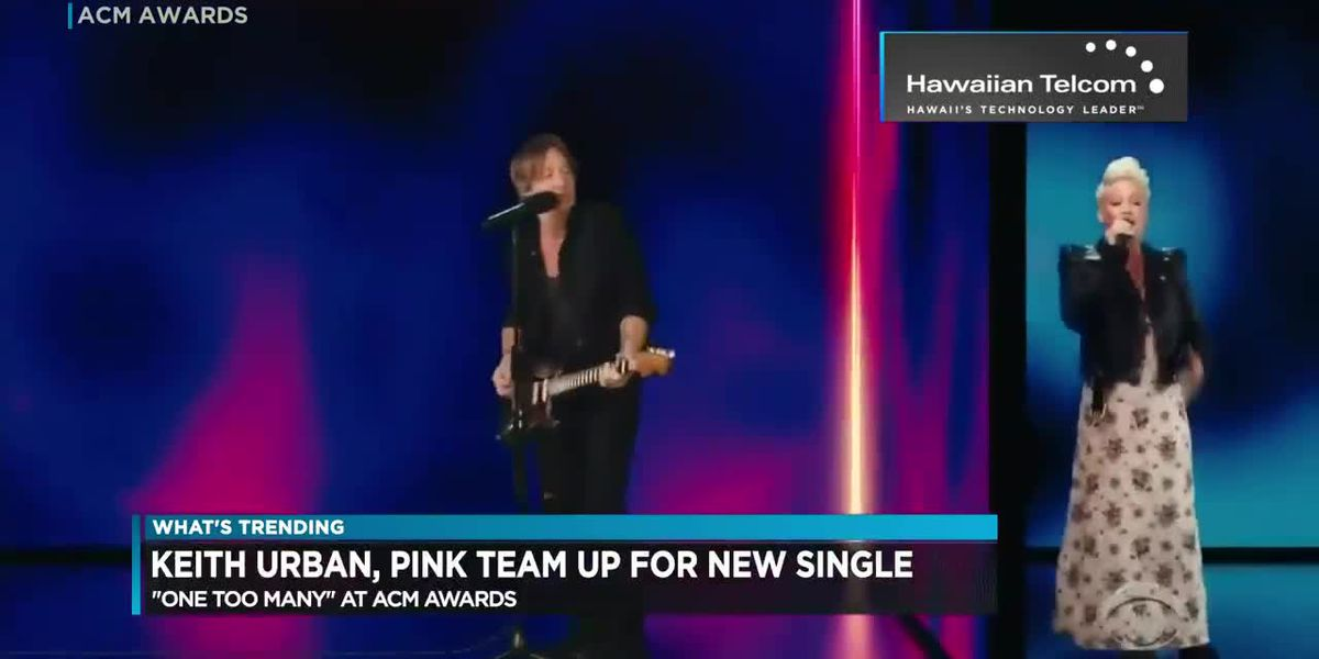 What's Trending: Florida solar energy problems, Pink and Keith Urban perform, Arashi's new single