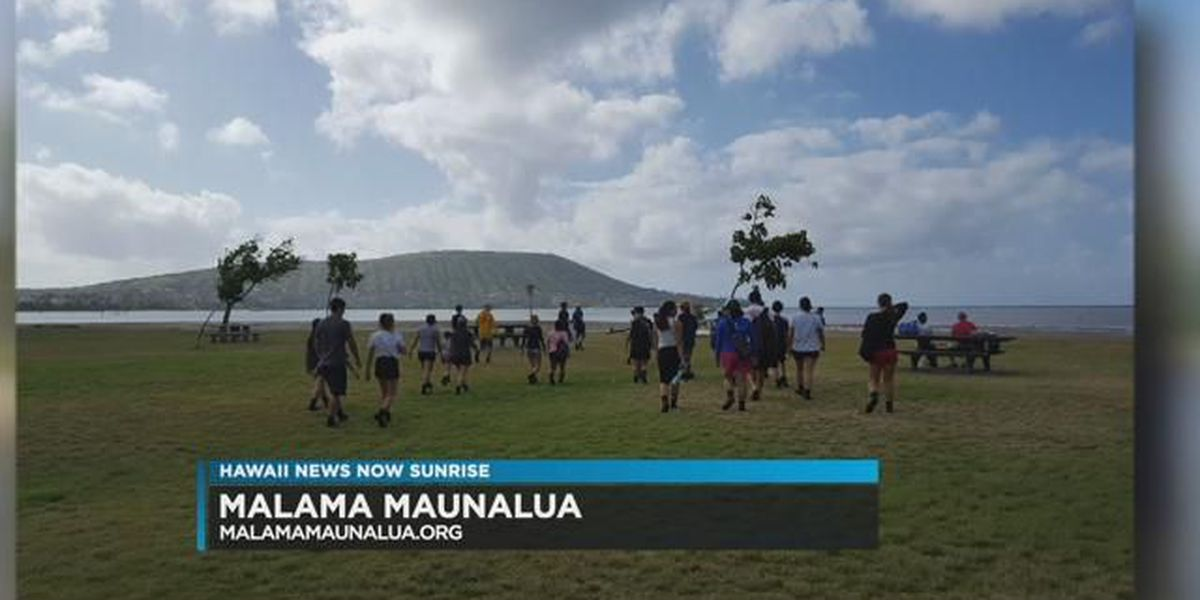 Malama Maunalua and Pono Pacific host monthly community huki this summer