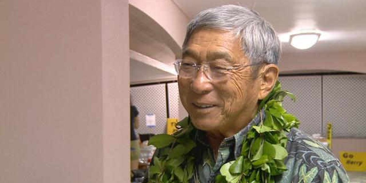 HGEA endorses Harry Kim in Big Island mayoral race