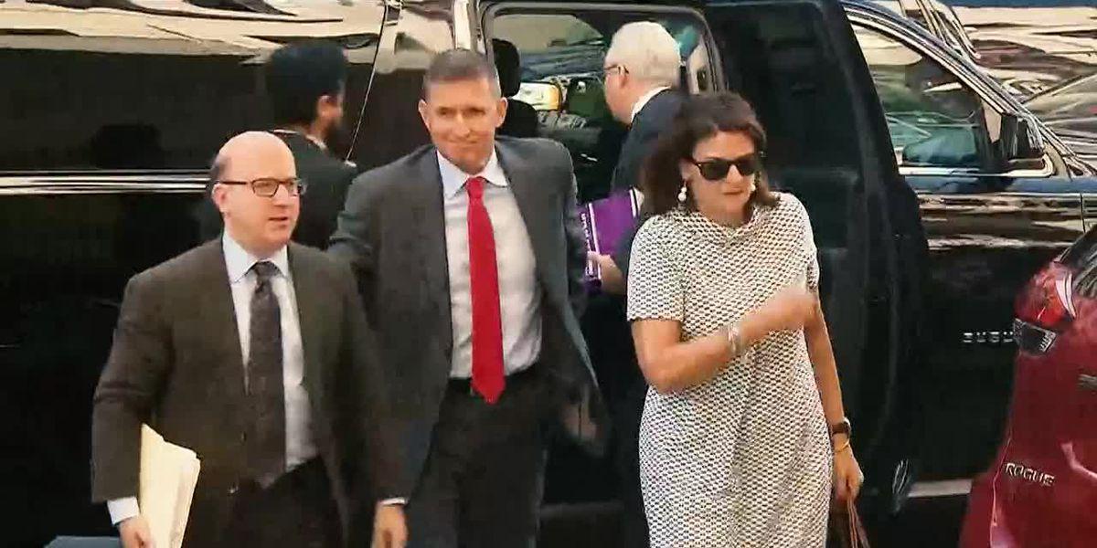 Transcript of Trump lawyer message in Flynn case is released