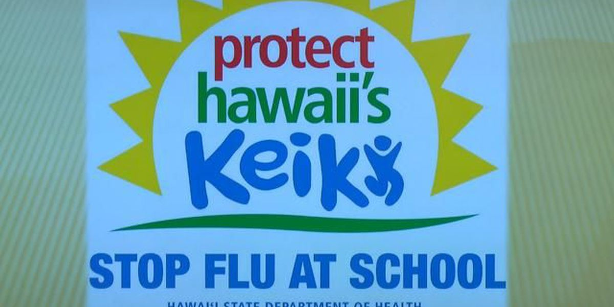 "Department of Health kicks off annual ""Stop Flu at School"" program"