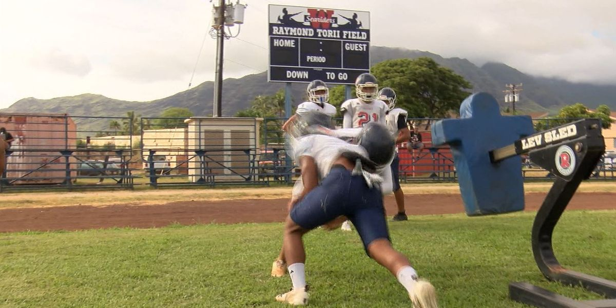 Waianae High School's football stadium needs your vote in a national competition