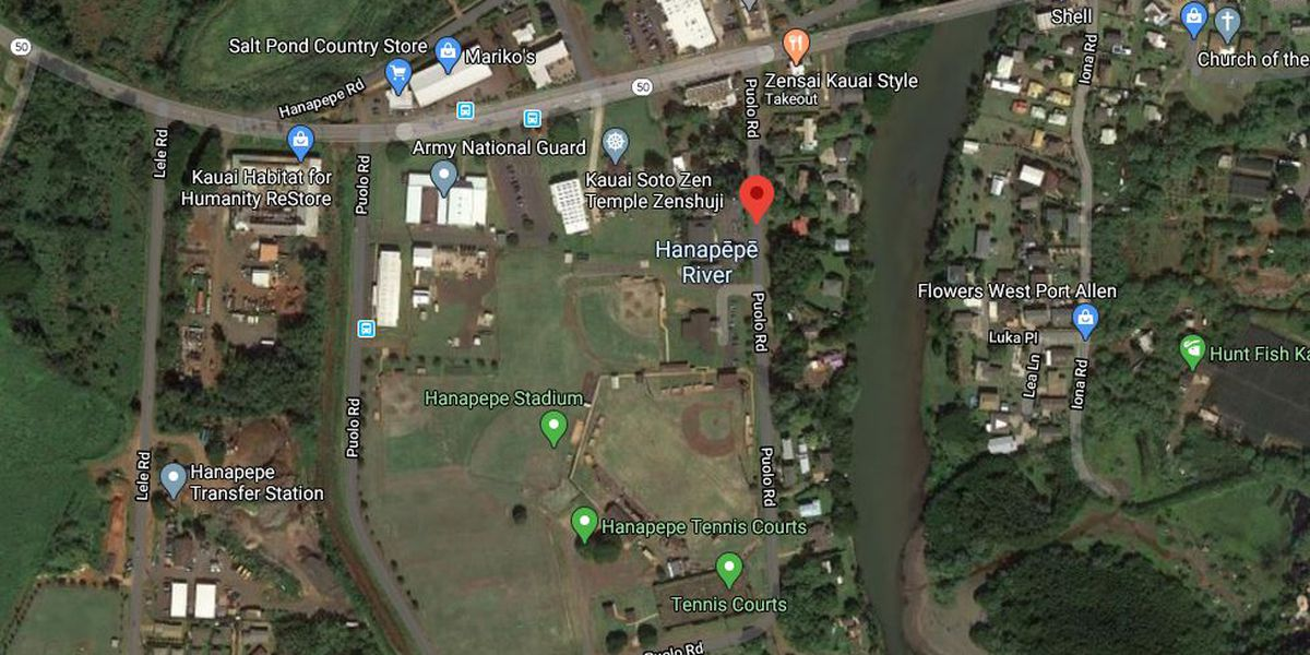 2K gallons of raw sewage spilled in Hanapepe