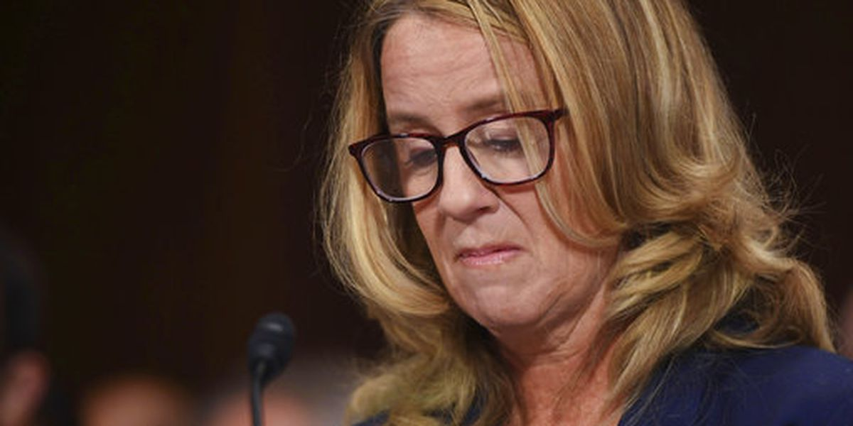 Experts: Raw, emotional testimony in Kavanaugh hearing a possible 'trigger' for sex assault victims