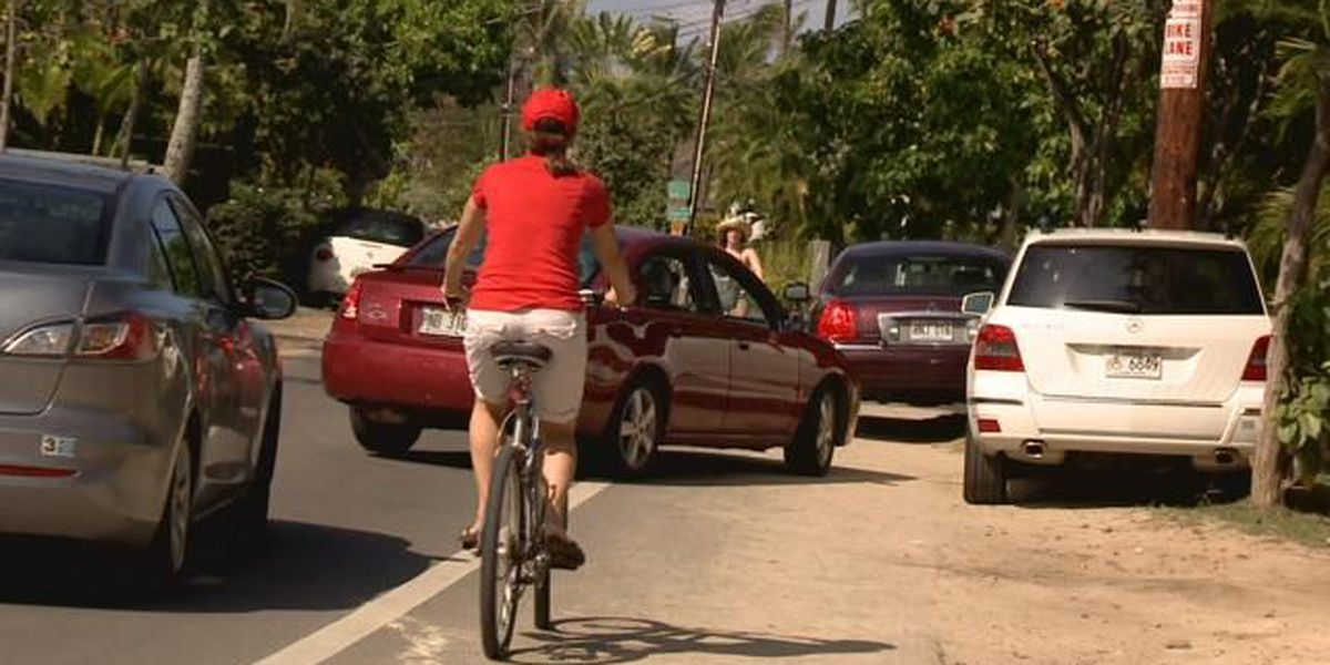 Parking restricted in Lanikai for Statehood Day holiday weekend