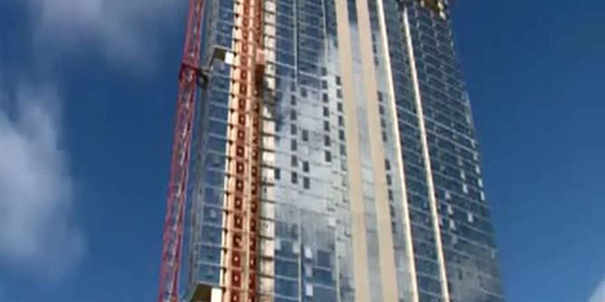 Neighbors not happy about shiny new building in Kakaako