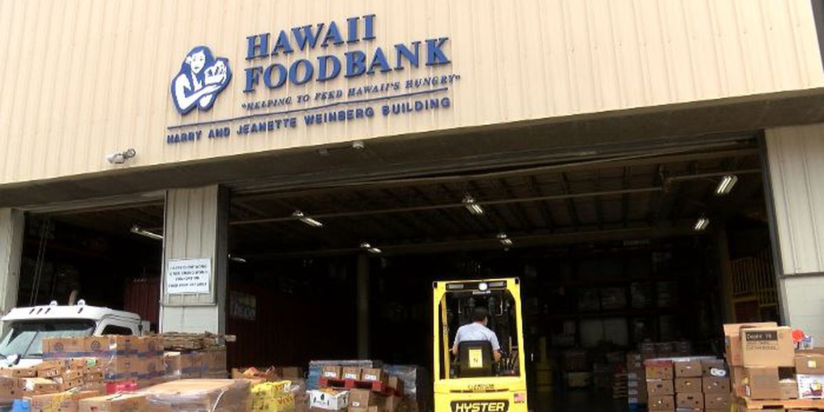 Radiothon helps Hawaii Foodbank continue to feed families in need