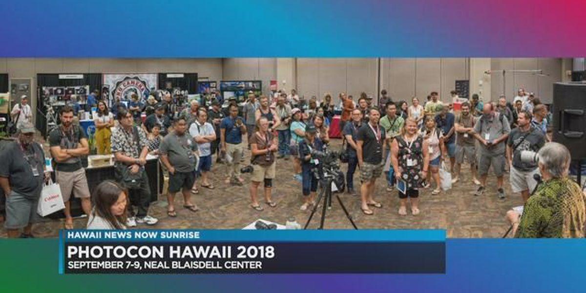 Photographers Converge on PhotoCon Hawaii 2018