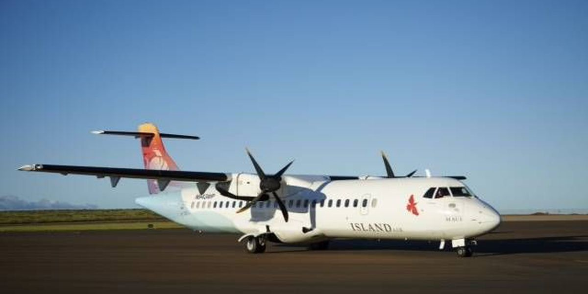 Island Air to begin flights to Kona next week