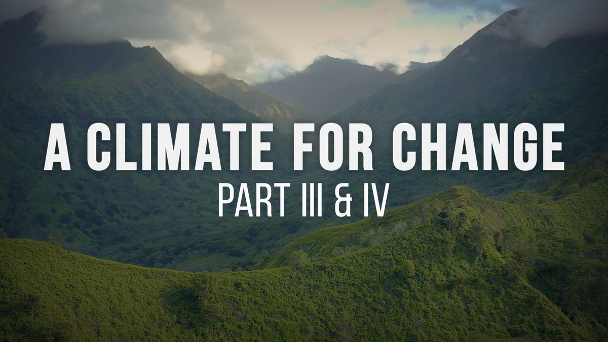 HNN to premiere final 'Climate for Change' documentary on food system vulnerabilities