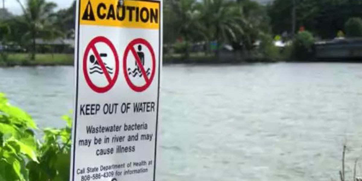 Nearly 1,000 gallons of wastewater spills in Liliha