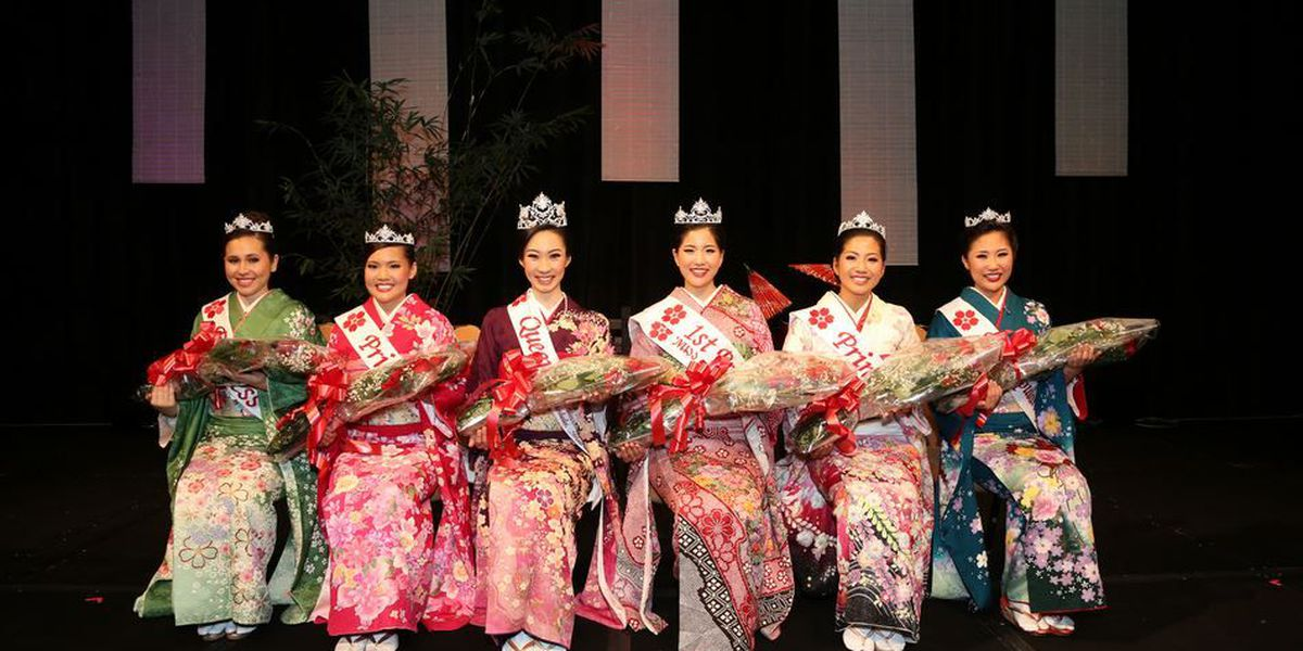 Punahou graduate crowned at 63rd annual Cherry Blossom Festival