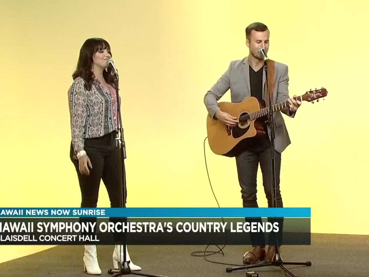 Hawaii Symphony Orchestra to pay tribute to country music legends