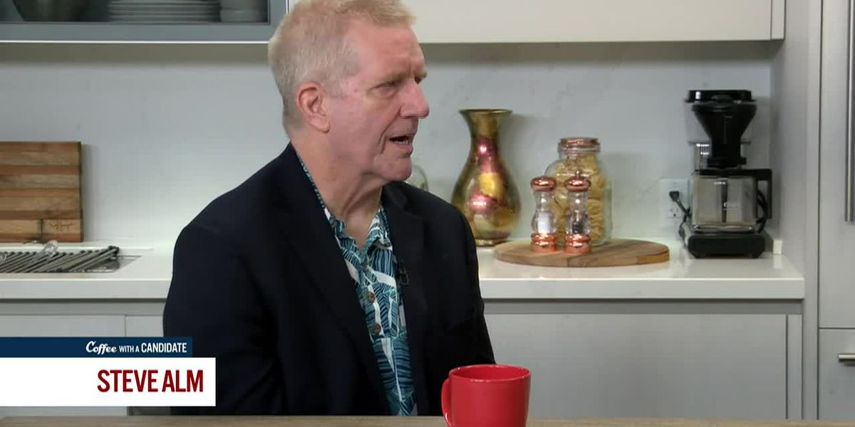 Coffee with a Candidate: Steve Alm, Candidate for Honolulu Prosecutor