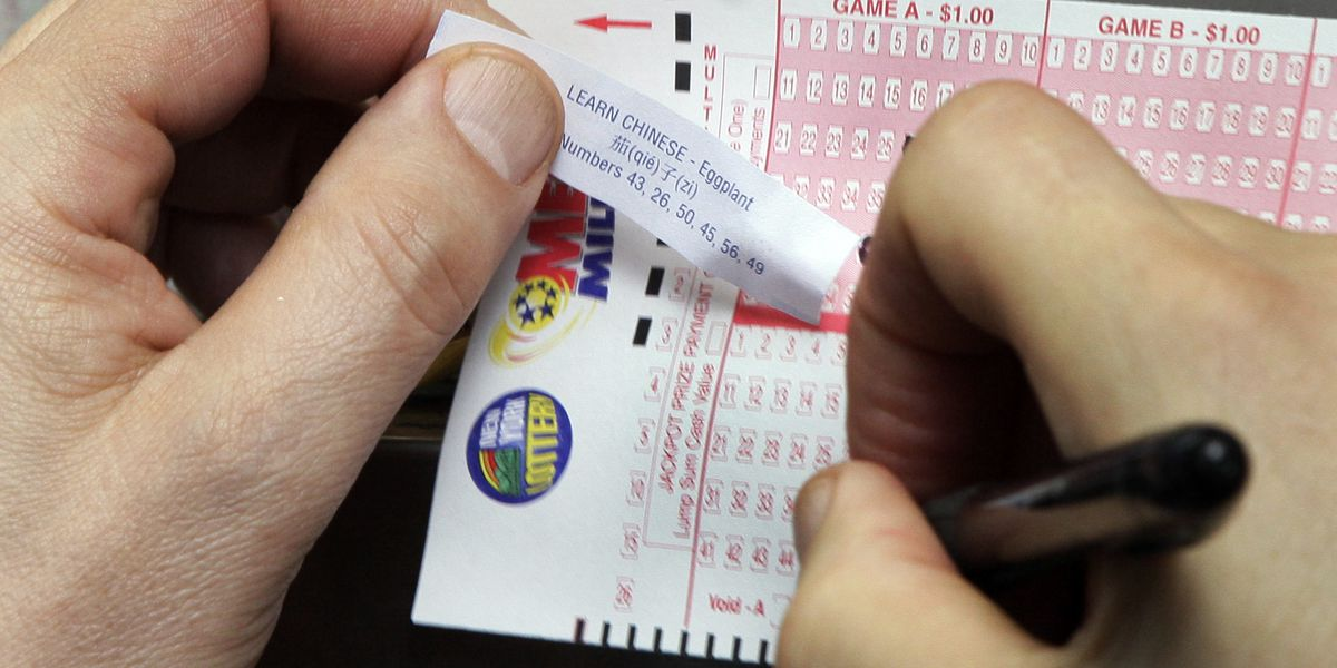 Man wins $1 million lottery payout thanks to fortune cookie 'lucky numbers'