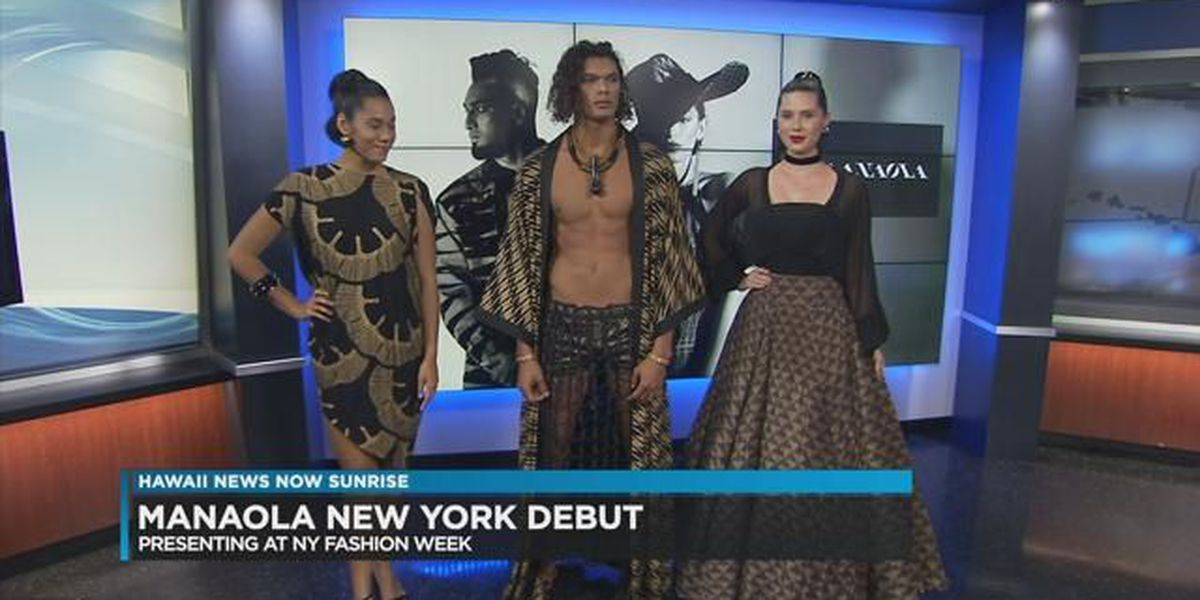Manaola to showcase exclusive collection at New York Fashion Week
