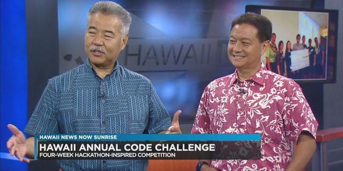 Hawaii Annual Code Challenge (HACC) Gets Underway