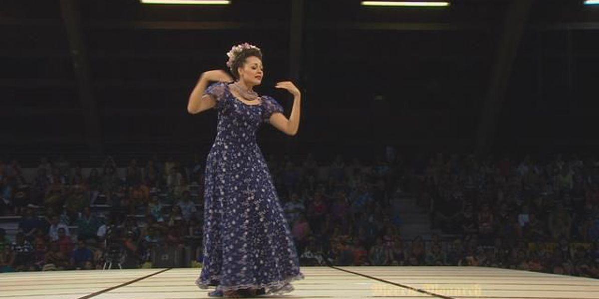 2018 Miss Aloha Hula – 'Auana: Paoakalani Ashley Montgomery