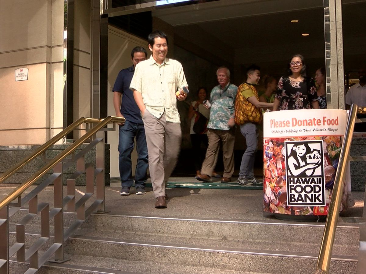 Heart-healthy options sought for new holiday food drive