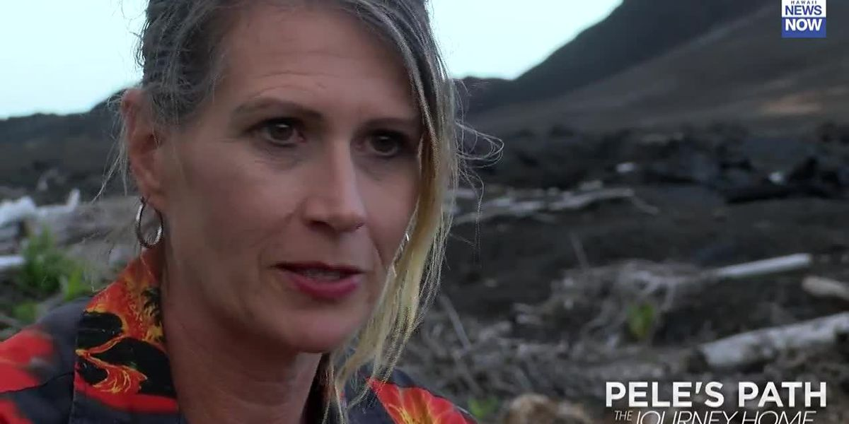Stacy Welch | Pele's Path: The Journey Home