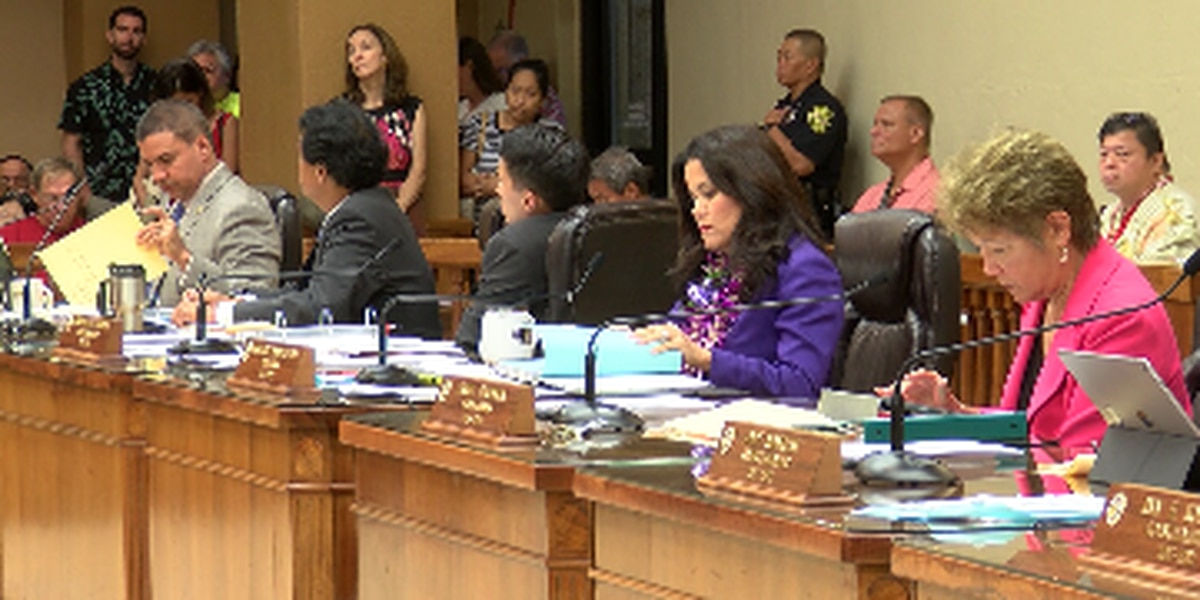 Honolulu council passes bill that would fast-track some building permits