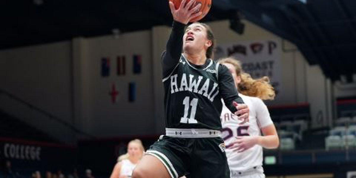 Hawaii closes 2018-2019 campaign with 67-43 loss to Saint Mary's in WNIT