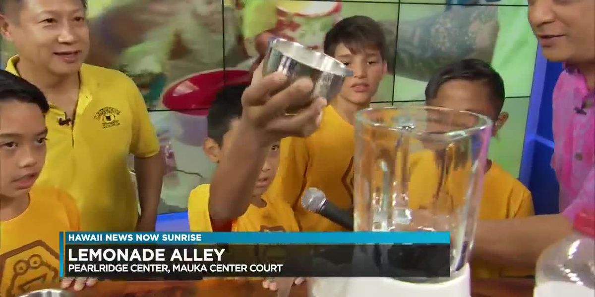 Students to stir up some lemonade for charity