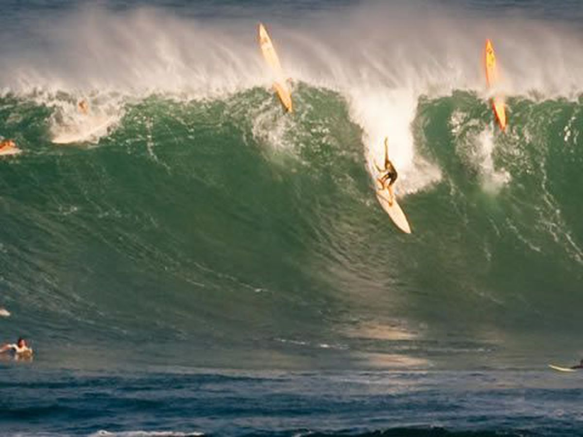 The 2020-2021 Eddie Aikau Big Wave Invitational has been canceled over pandemic concerns