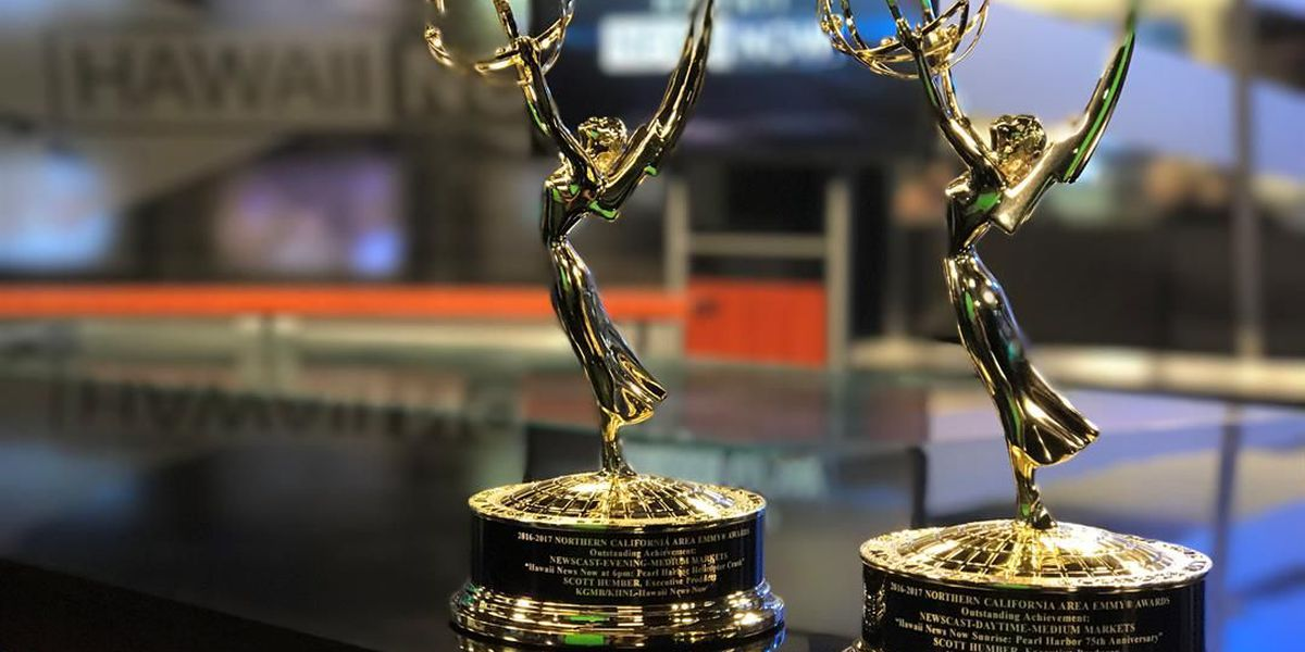 Hawaii News Now wins pair of Emmy awards for newscast excellence