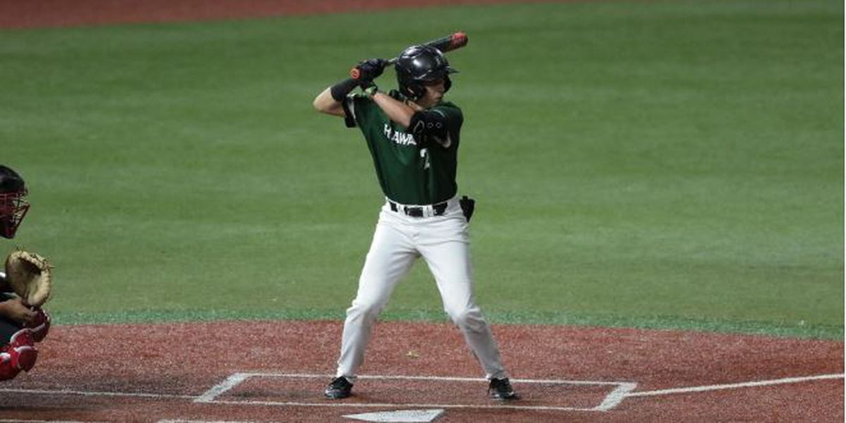 UH completes series sweep over UH-Hilo with 6-4 win