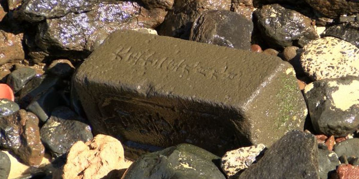 Maui community scrambles to save a cemetery washing away