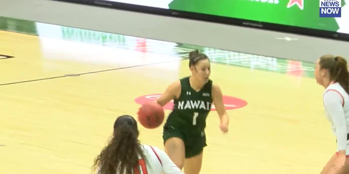 Wahine basketball set for road series against UC Irvine this weekend