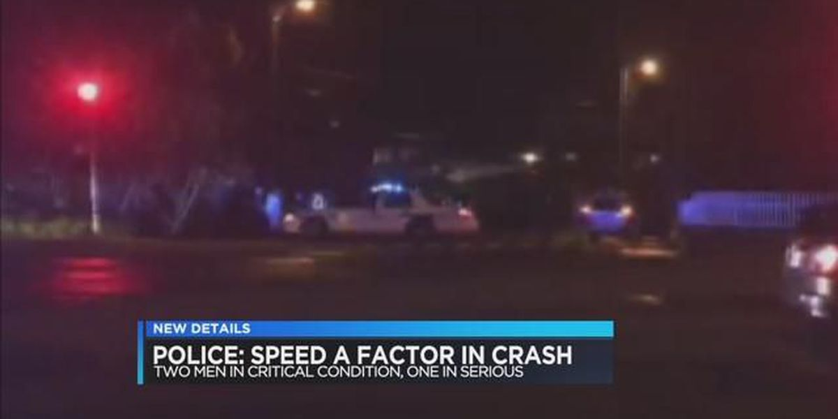 Police: Speed appears a factor in Kaneohe critical crash