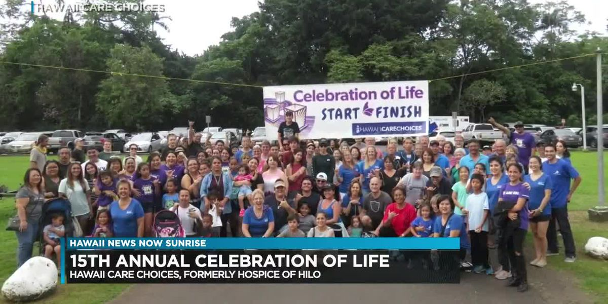 """15th Annual Celebration of Life """"Honoring our Island Heritage"""""""