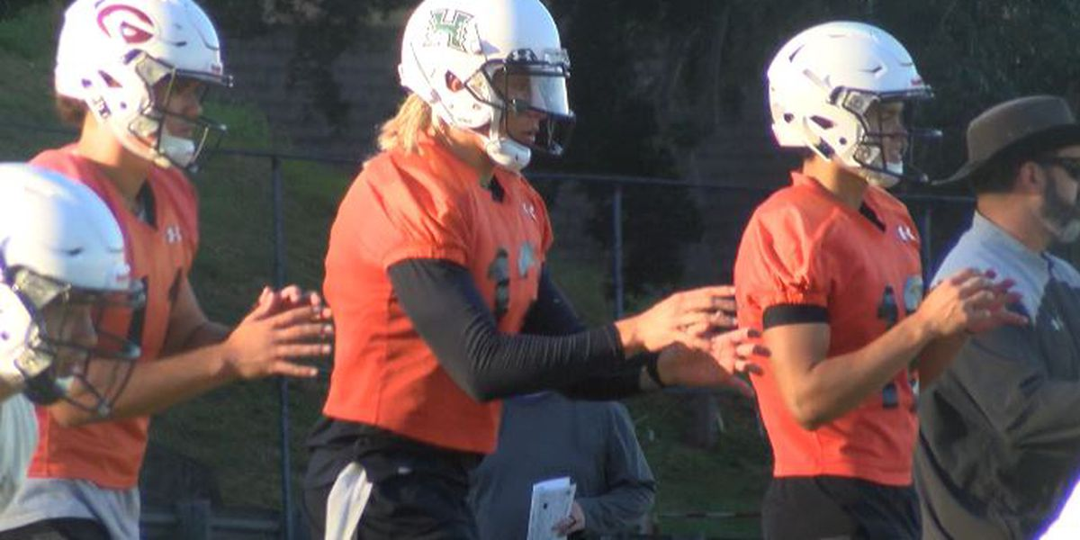 Quarterback battle highlights Spring Game preparations