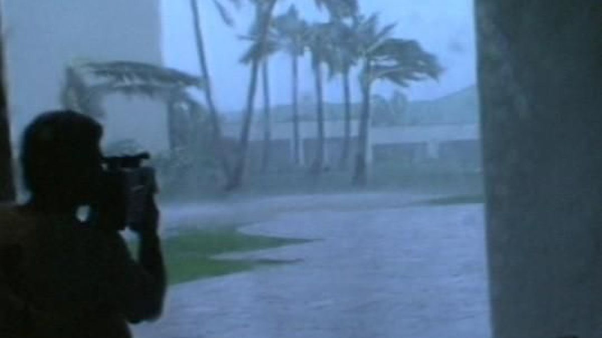 A look at tropical cyclones that have impacted Hawaii over the years