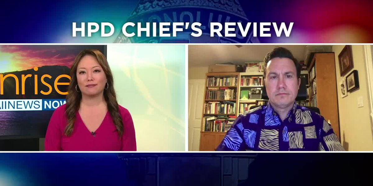ACLU Hawaii weighs in on Honolulu Police Commission's review that gave HPD chief low marks