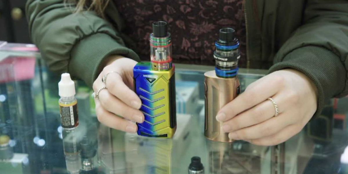 FDA could launch new restrictions on e-cigarette flavors