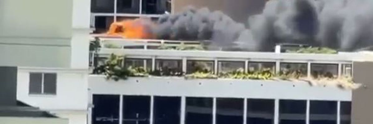 Blaze at Waikiki hotel causes approximately $75,000 in damage