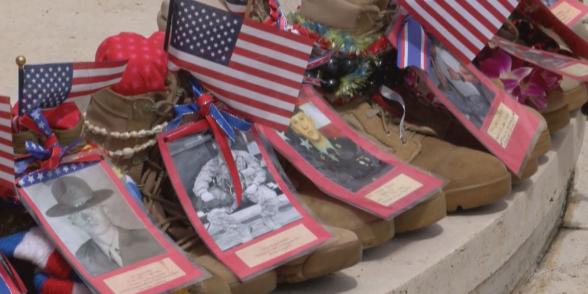 In Hawaii ceremony, grieving Gold Star families find support -- in other another