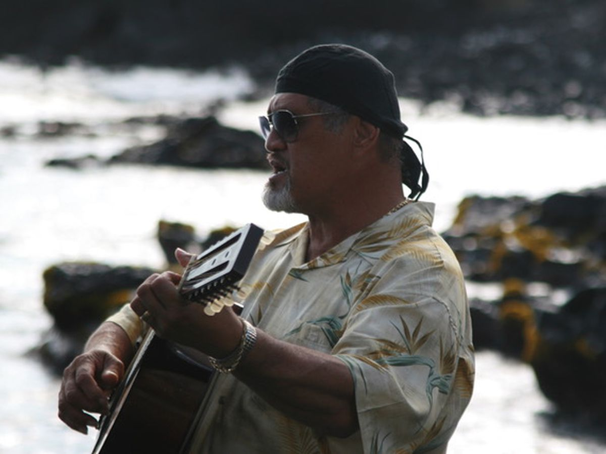 Fellow musicians, family members remember Cyril Pahinui as 'the epitome of aloha'