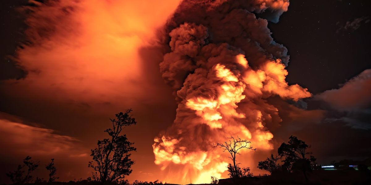 Lava lake from Halemaumau Crater eruption now covers 33 acres, scientists say