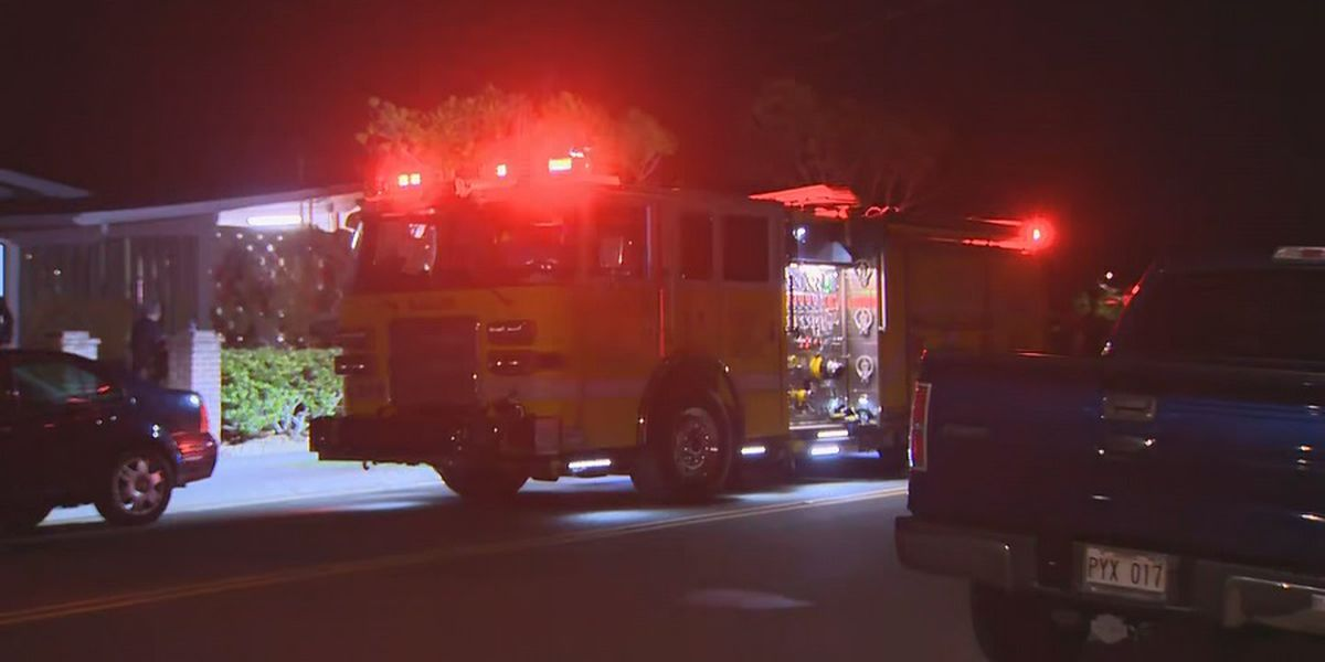 Firefighters investigate cause of fatal house fire in Kailua